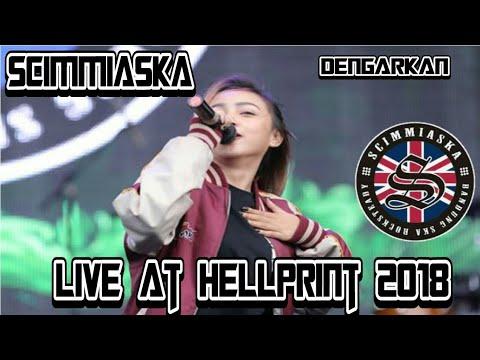 Scimmiaska - Dengarkan Live At Hellprint United Day VI 2018
