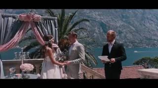 Красивая свадьба в Черногории |Wedding Montenegro 08.08.2015