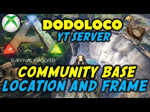 ARK DODOLOCO Server #2 Base Build [1] Location/Frame