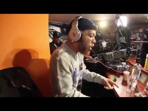 Da Youngstas Freestyle on Showoff Radio with Statik Selektah