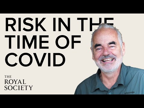 David Spiegelhalter: Communicating statistics in the time of Covid | The Royal Society