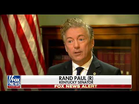 Rand Paul's FIRST Interview Since Getting Assaulted