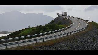 Путешествие по Норвегии на машине # 2  // жизнь в кузове пикапа.