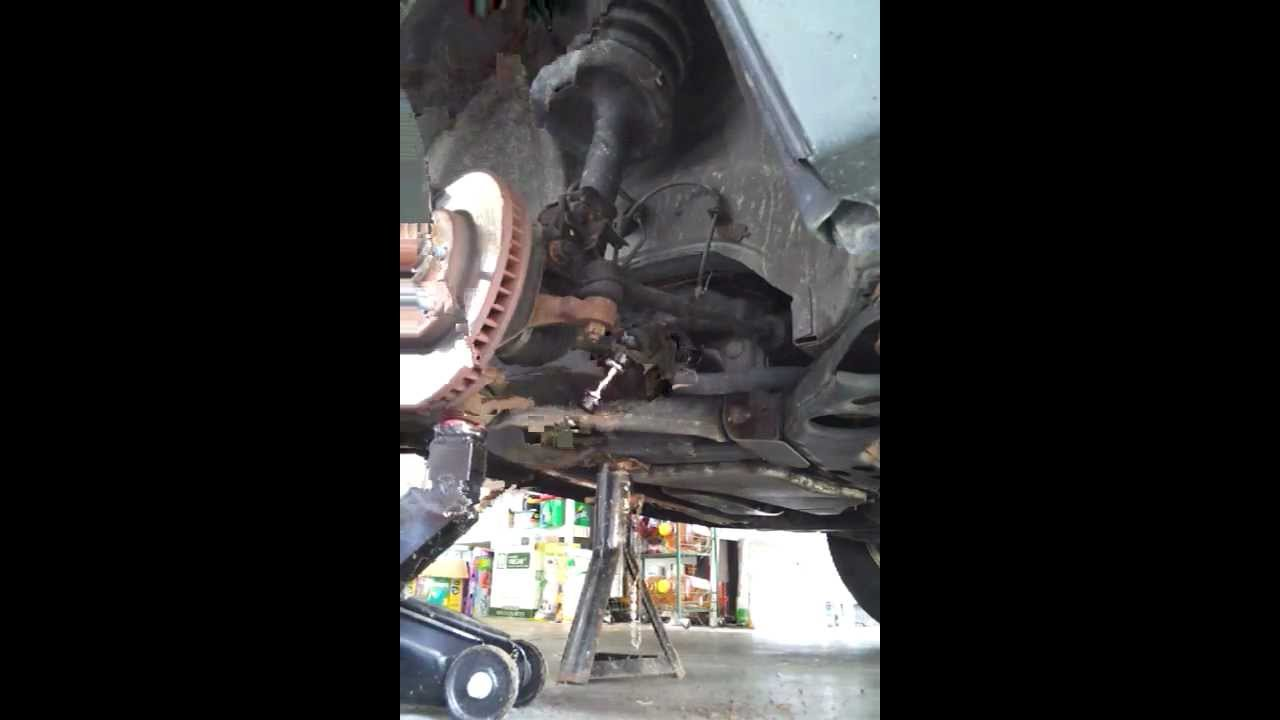 How to replace the sway bar link kit  1998 Buick Lesabre  YouTube