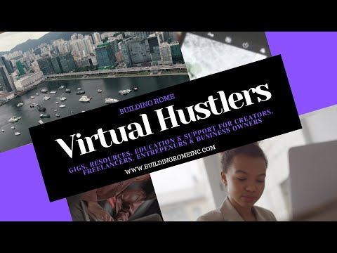 Building Rome: Virtual Hustlers