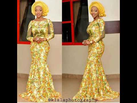 Great Unique Ankara Styles, Aso ebi Styles & Classy African Style Collection