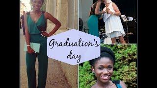 Graduation's day/ Jour de la remise