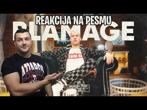 BAKAPRASE – BLAMAGE (Official Music Video) *REAKCIJA