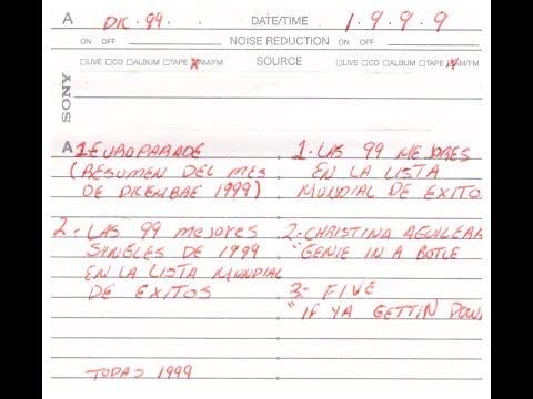 EUROPARADE DICIEMBRE 1999