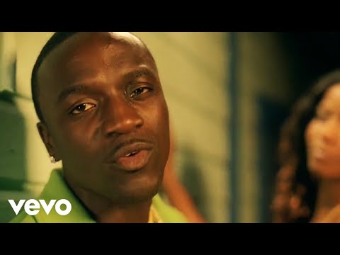 Akon-Don't Matter (Lyrics)