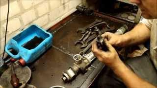 видео ремонт рейки