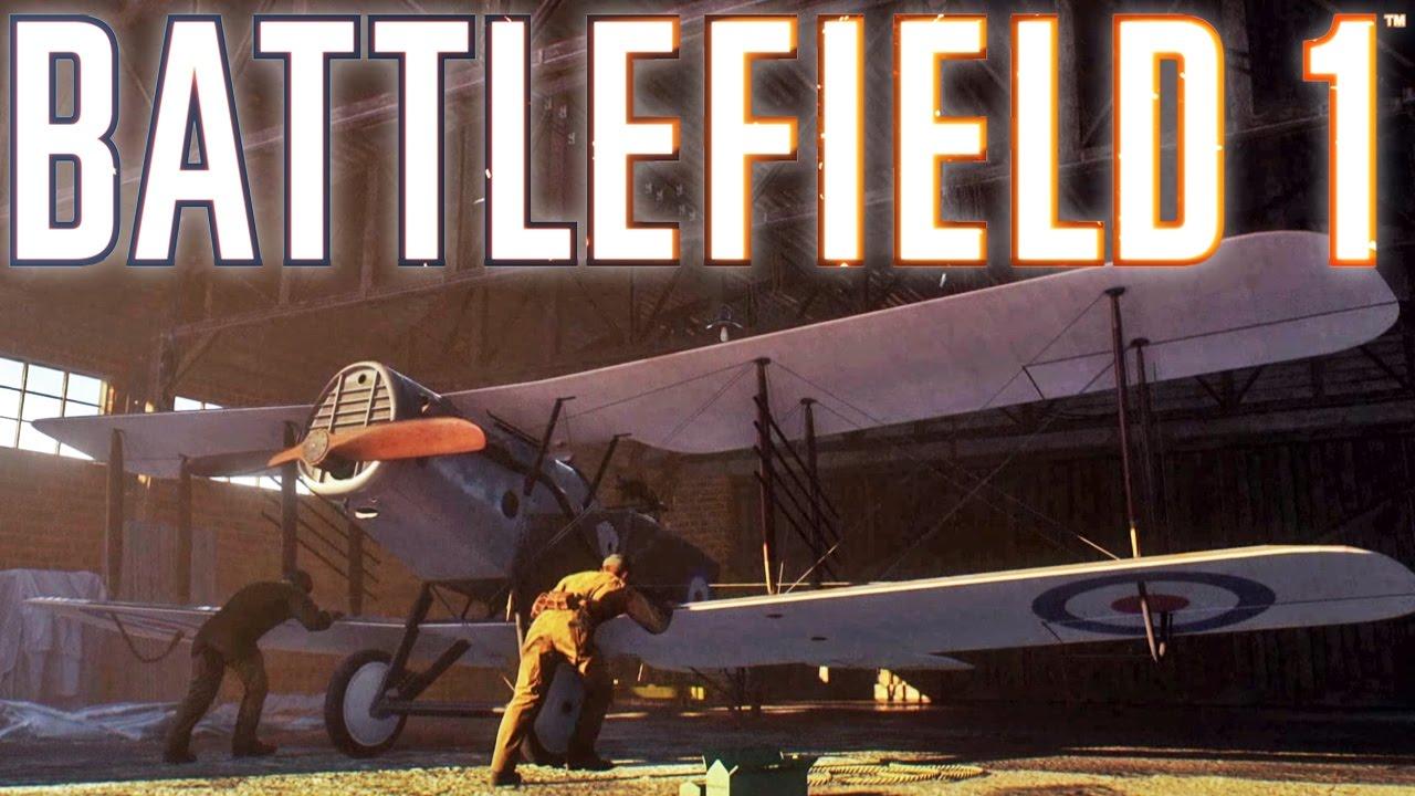 Battlefield 1 Story