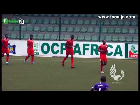 Highlights of Nigeria Professional Football League (NPFL) match-day 14 fixtures courtesy LMC Media