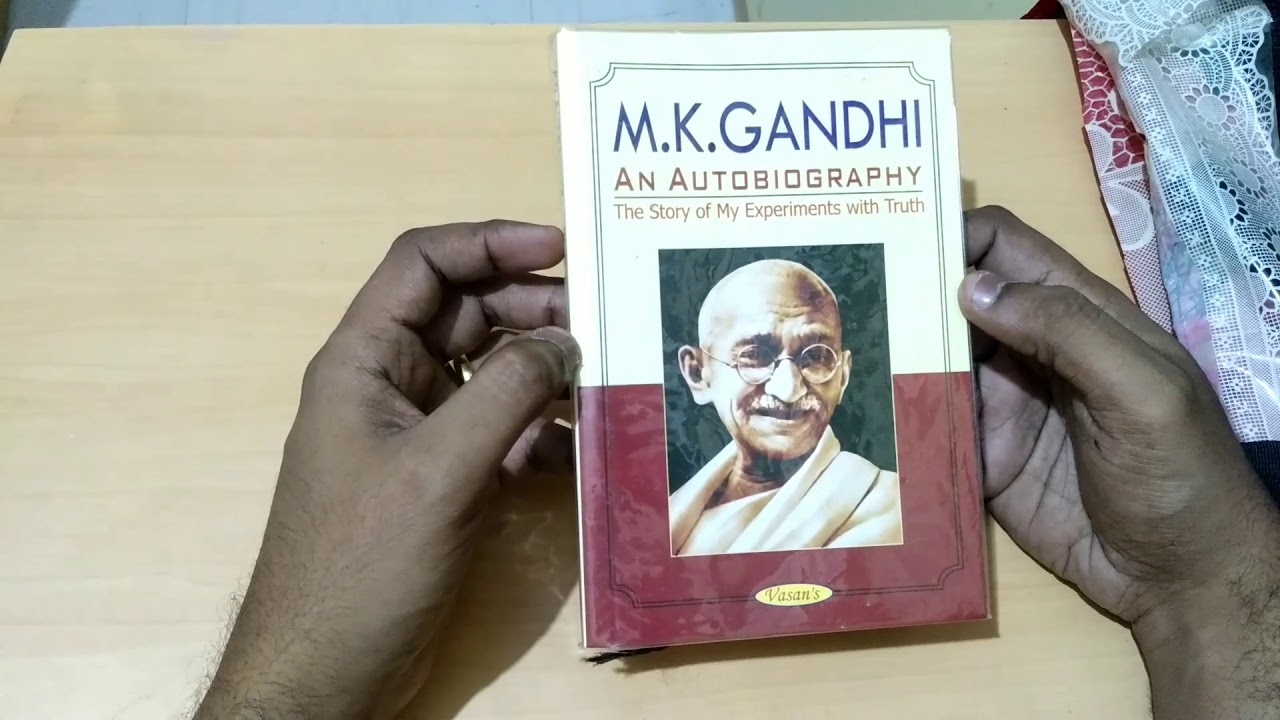 Truth experiments with pdf in my gandhi