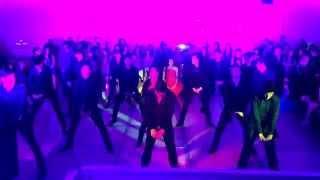 Ballet Veneno 2015 mix xv Salón Condesa Real