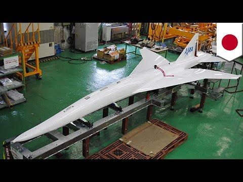 JAXA、超音速機の騒音の低減実験に成功