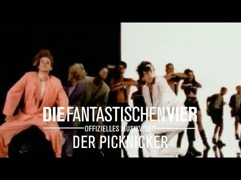Die Fantastischen Vier - Der Picknicker (Original HQ)