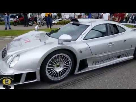 Supercar madness Cars&Coffee Motorworld Stuttgart/Böblingen 03.07.16 best ever, F12 N-Largo, CLK GTR