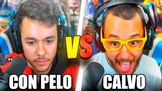 GREFG CALVO VS GREFG CON PELO
