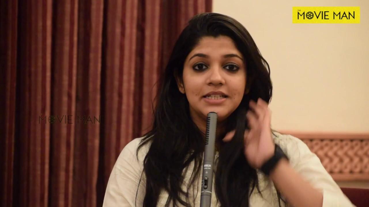 Aparna Balamurali Singing Ore Nila Ore Veyil Song On Movie Man Talk Time Youtube