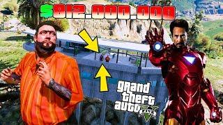 IRON MAN'E $812.000.000 DEĞERİNDE EV SATTIM! - GTA 5 RECEP İVEDİK EMLAKÇI MODU