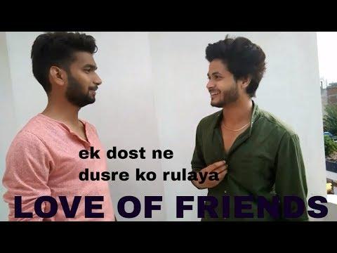 love of friends