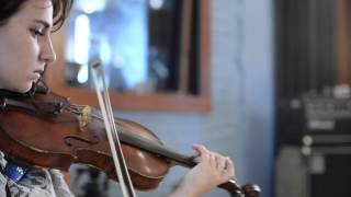 "Rebecca Rego and the Trainmen - ""What a Shame"" live at Earth Analog Studios, Tolono, IL"
