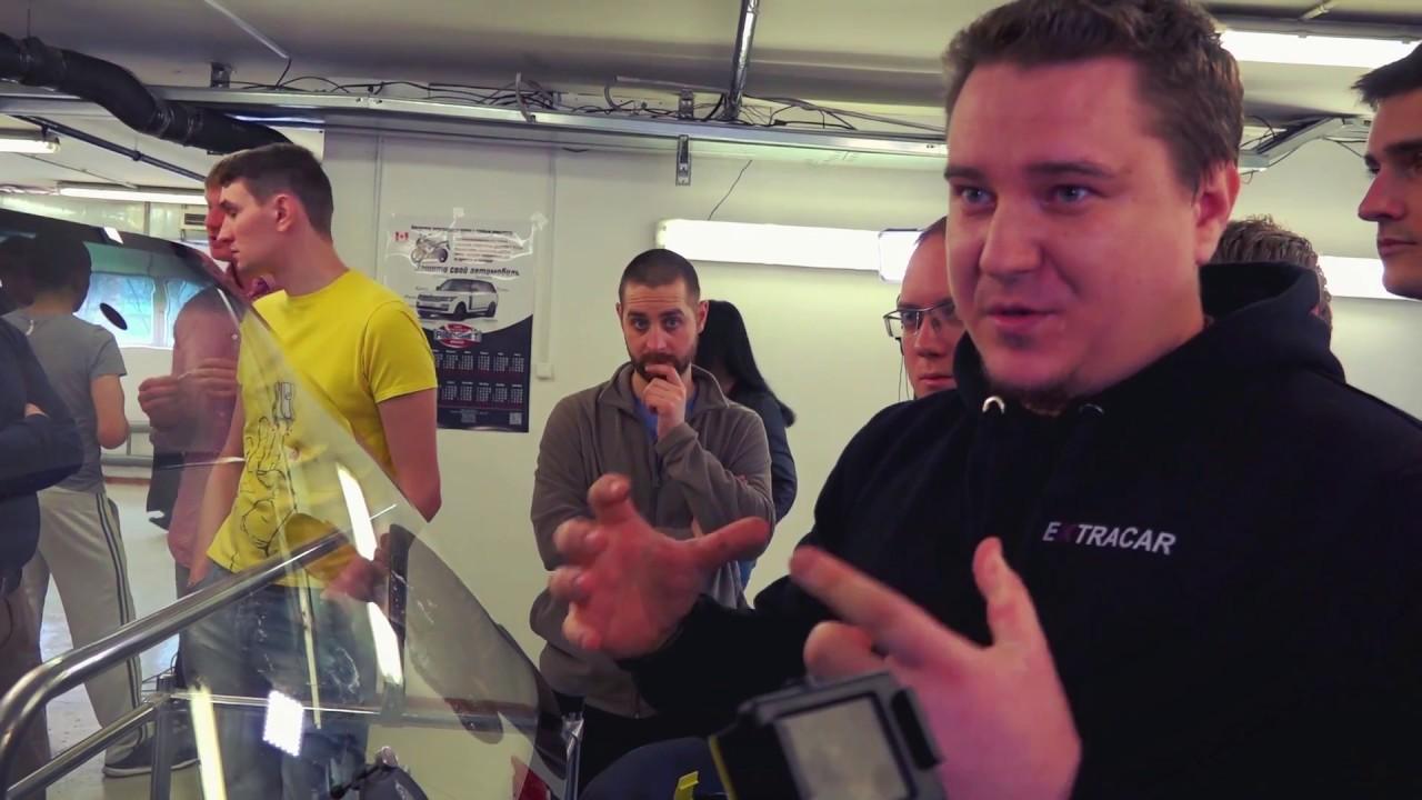 Набор для ремонта стекол автомобиля купить - YouTube