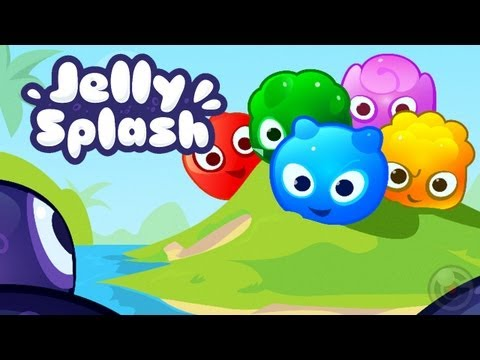 Jelly Splash -  iPhone/iPod Touch/iPad - Gameplay