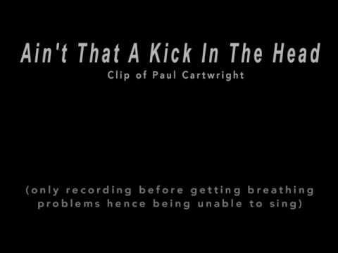 Aint That A Kick In The Head   Paul Cartwright - Karaoke