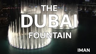 The Dubai Fountain: Mon Amour - Shot/Edited with 5 HD Cameras - 7 of 9 (HIGH QUALITY!)