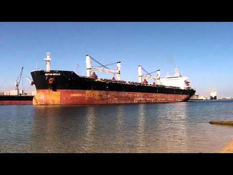 Port Adelaide shipping _ (551) Qatar Spirit