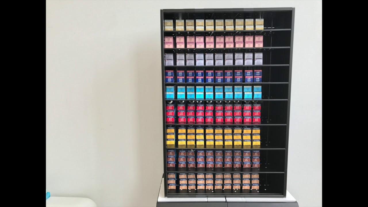 Diy Hair Color Storage Dyerector