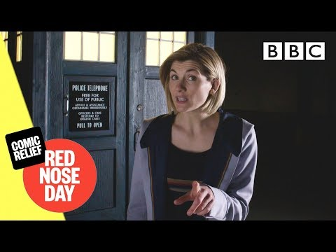 The Doctor needs YOUR help! - Comic Relief 2019