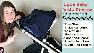 Uppa Vista double/triple stroller (In depth review)