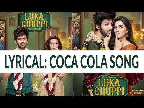 #CocaCola #LukaChuppi LYRICAL: Coca Cola Tu Full Video Song| Kartik A | Neha Kakkar, Tony Kakkar