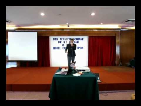 DXN NEPALESE SEMINAR ON 18 MARCH 2012 AT HOTEL EXCELSIOR IPOH