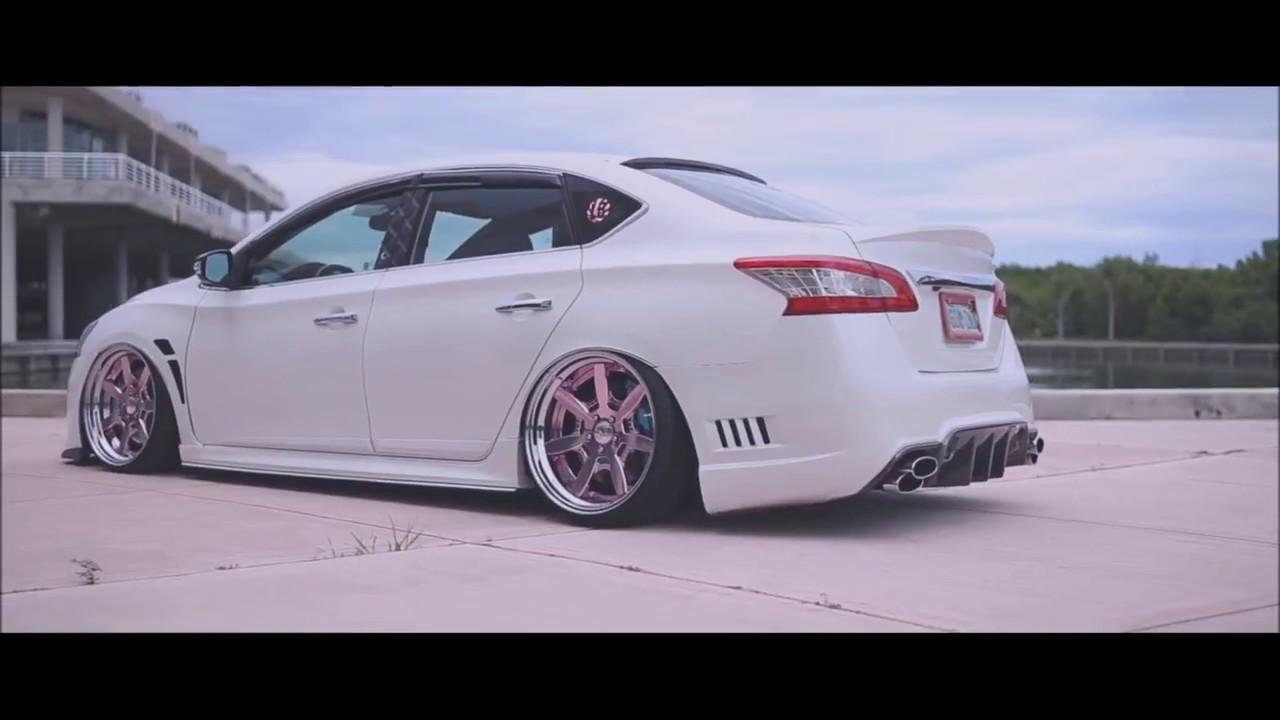 Nissan Sentra B17 tribute - YouTube