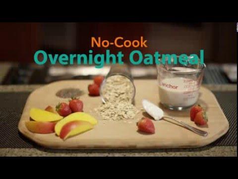 no-cook-overnight-oatmeal-recipe- -kaiser-permanente