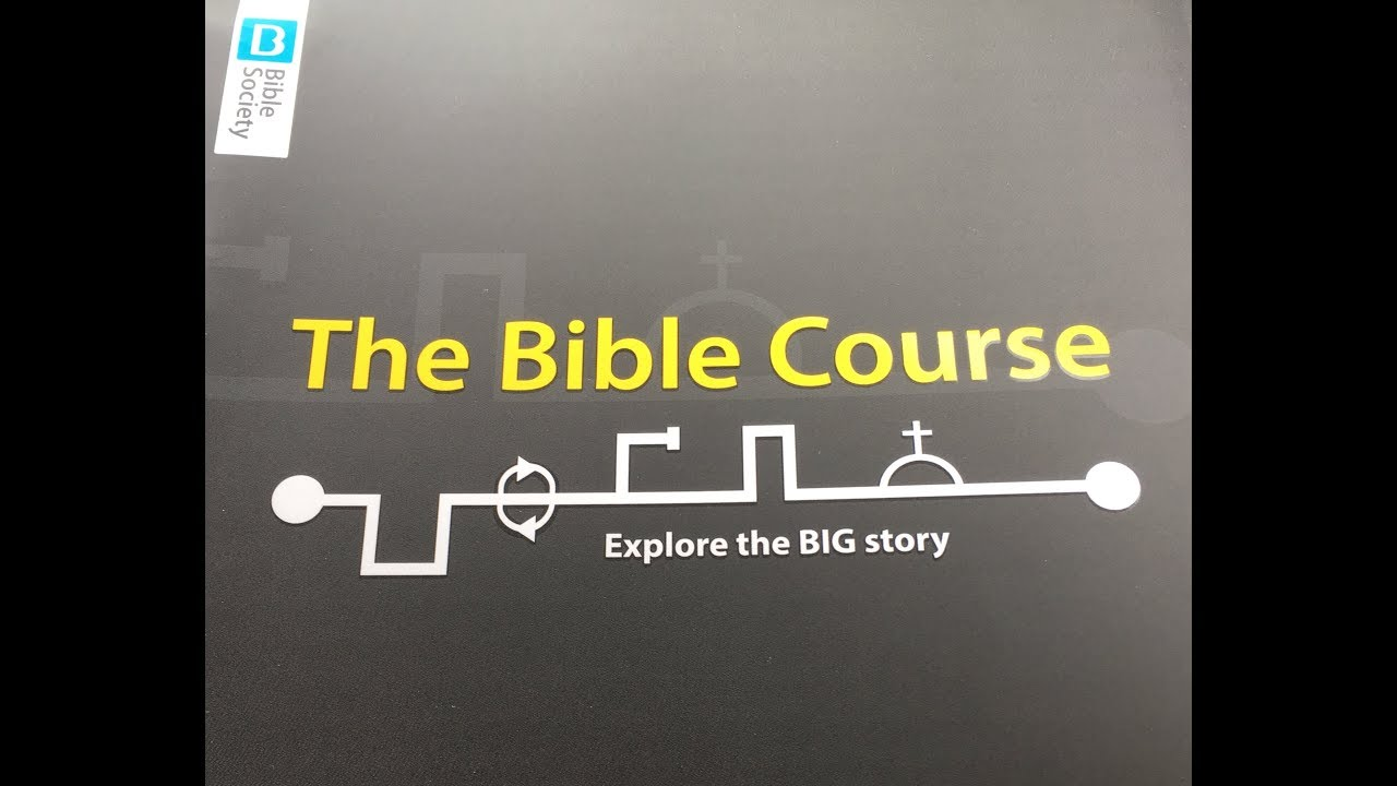 The Bible Course ~ Daily Readings Week 1 Day 1 ~ KJV, NIV & The Message ~  ASMR