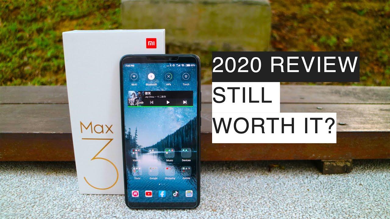 Xiaomi Mi Max 3 Review in 2020 - Is it still worth it?
