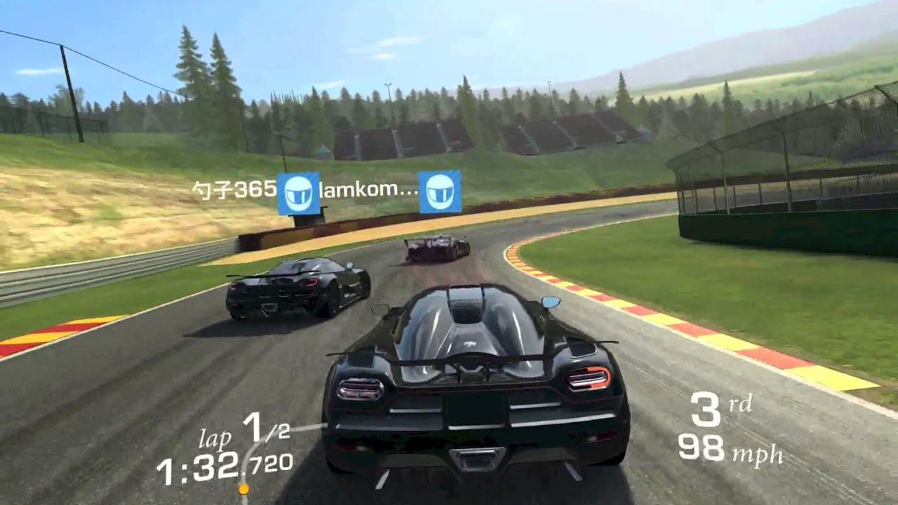 Racing Car Hd Wallpaper Free Download Real Racing 3 Gameplay 1080p Youtube