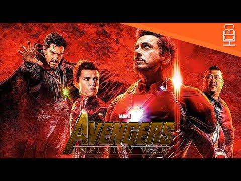 Team STARK Avengers Infinity War Banner Released
