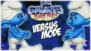 VERSUS MODE   The Smurfs Dance Party   Retromation vs. Udagawa
