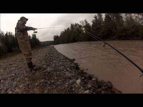 Fishing the Carbon River 9-15-13