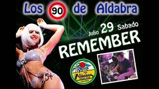 LOS 90 DE ALDABRA CON DJ PIRRI 100% VINILO