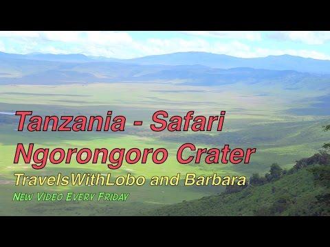 NGORONGORO CRATER - TANZANIA - GARDEN OF EDEN