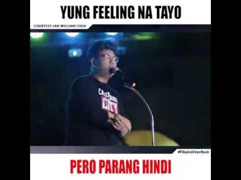 Yung Feeling Na Tayo Pero Parang Hindi
