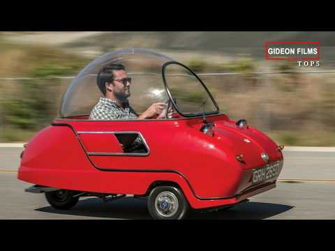 5 Smallest Cars In The World