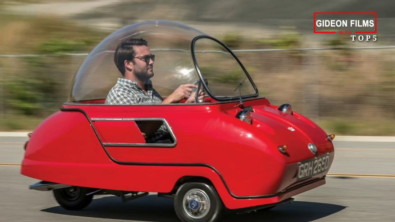 The Smallest Car In The World >> 5 Smallest Cars In The World